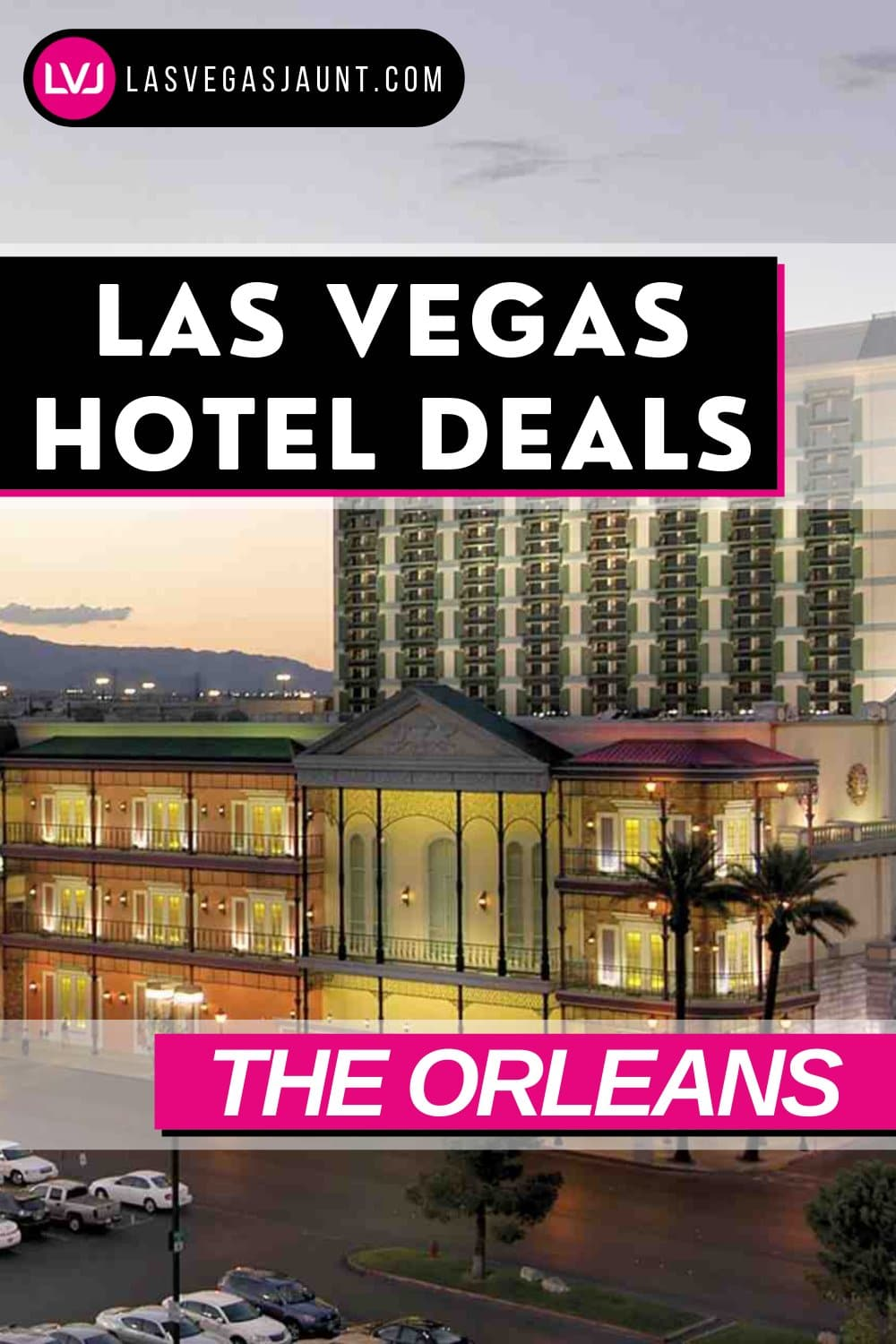 The Orleans Hotel Las Vegas Deals Promo Codes & Discounts