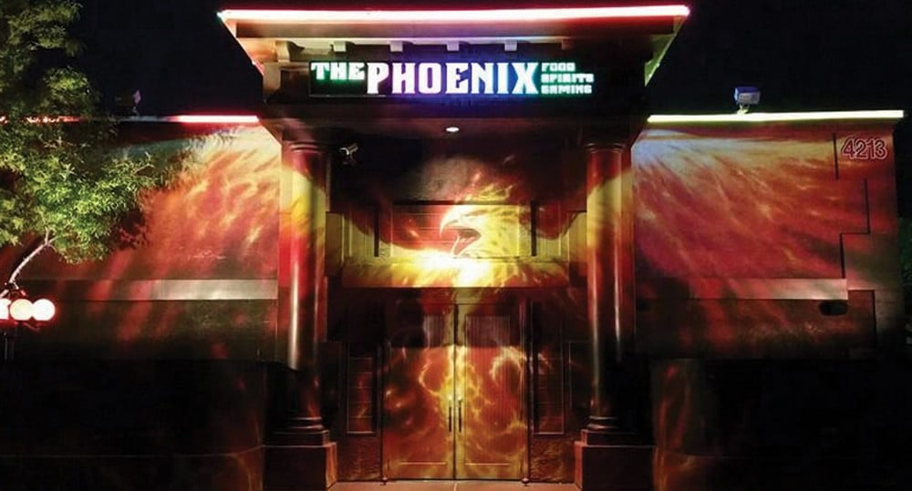The Phoenix Bar & Lounge Gay Bar in Las Vegas
