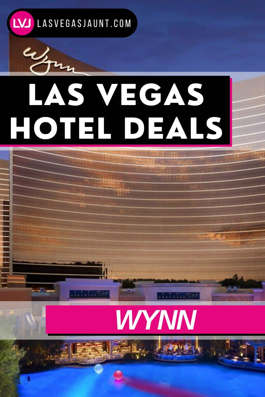 Wynn Hotel Las Vegas Deals Promo Codes & Discounts