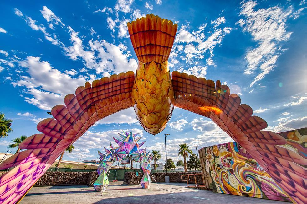 Area 15 Las Vegas