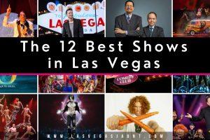 Best Shows in Las Vegas to See in 2021