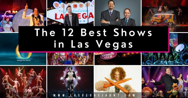 Best Shows in Las Vegas to See in 2021
