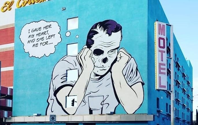 Downtown Las Vegas Art Murals