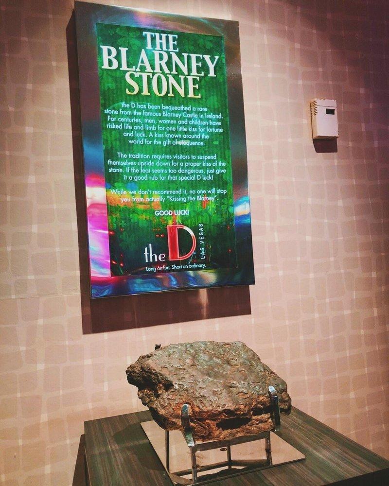 The Blarney Stone at The D Las Vegas