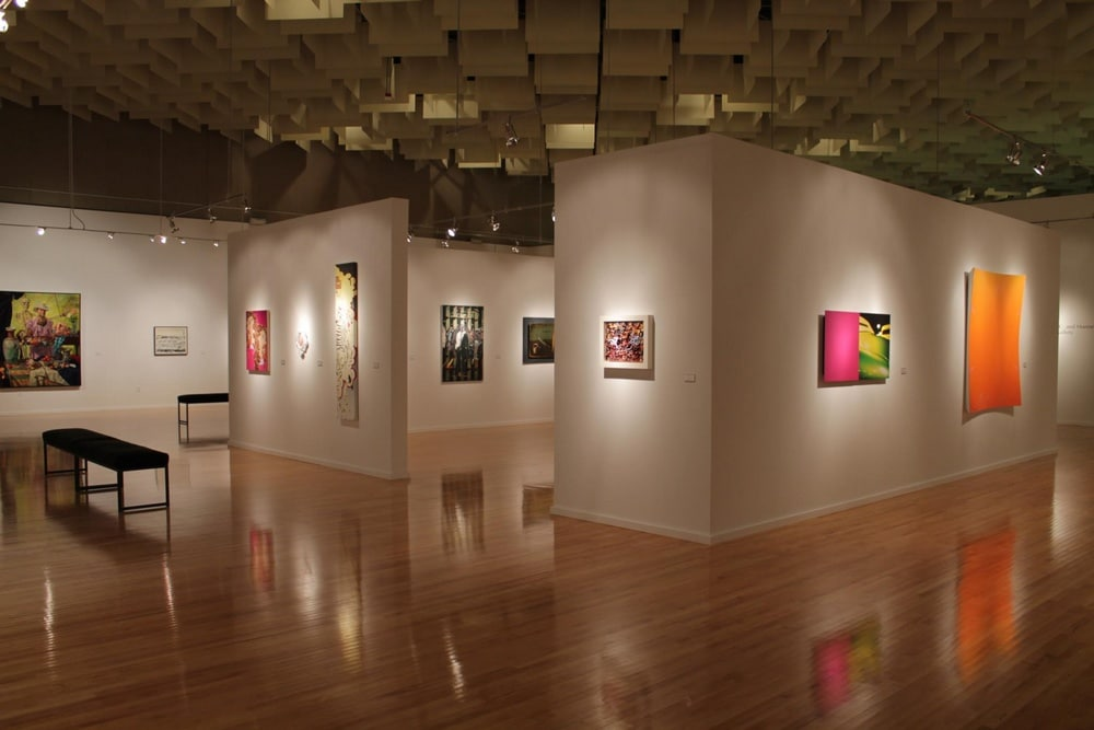 UNLV Marjorie Barrick Museum of Art Museum Las Vegas