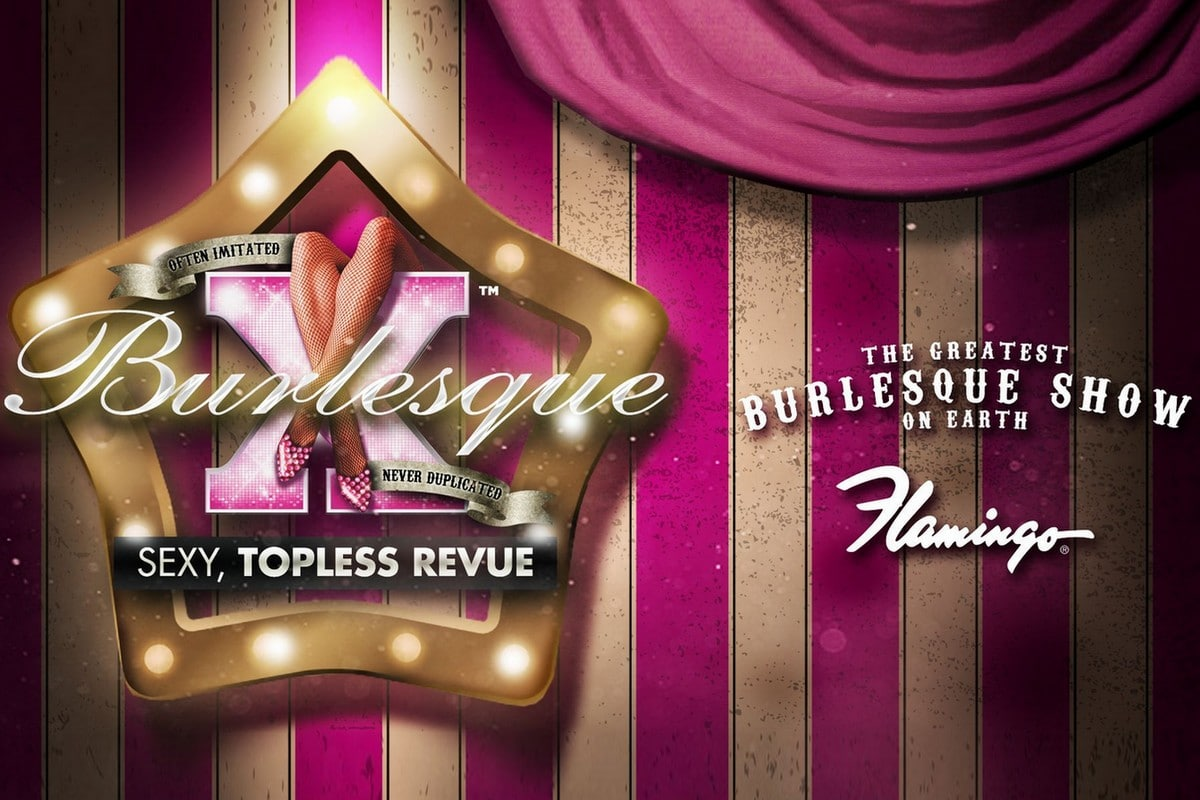 X Burlesque Show Las Vegas Discount Tickets