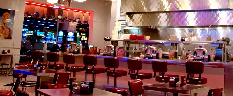 Silverton Hotel Las Vegas Johnny Rockets