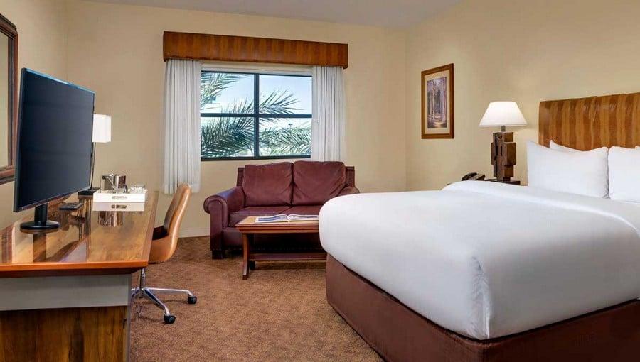 Silverton Hotel Las Vegas Resort Room One King