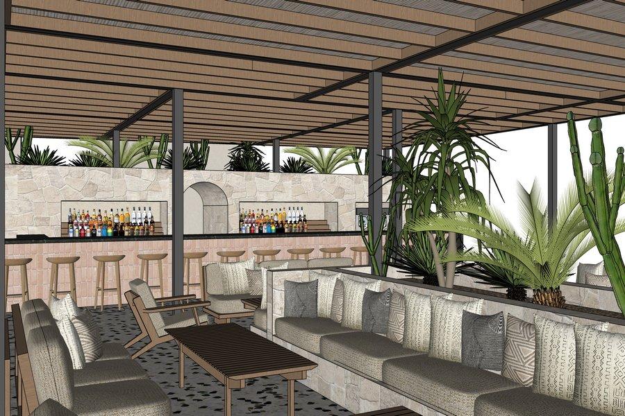 Virgin Hotels Las Vegas Kassi Beach Club