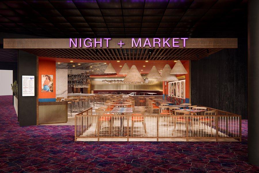Virgin Hotels Las Vegas Night + Market