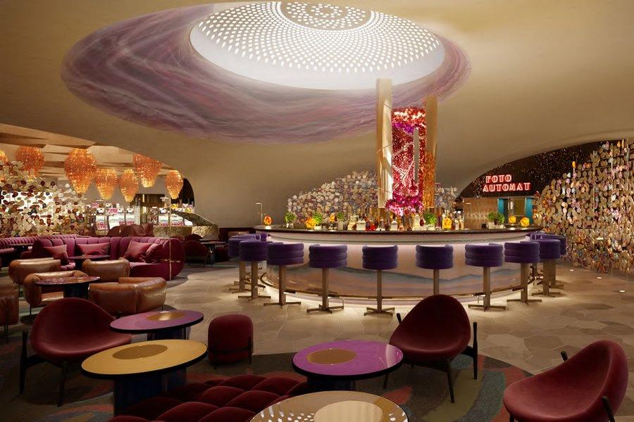 Virgin Hotels Las Vegas The Bar at Commons Club