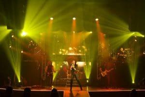 Queens of Rock show Las Vegas