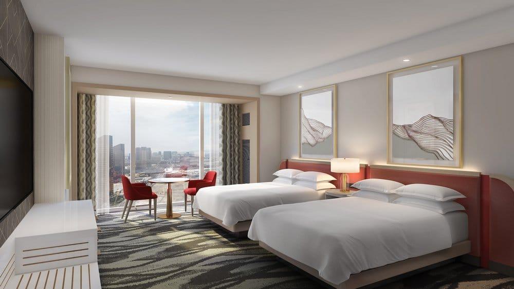 Conrad Las Vegas - Premium Queen Room