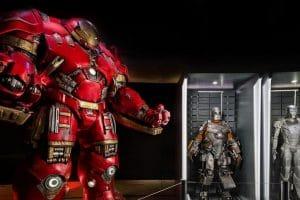Marvel Avengers Station Las Vegas
